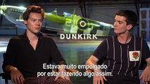 TNTbuzz   Dunkirk: Entrevista com Harry Styles e Fionn Whitehead