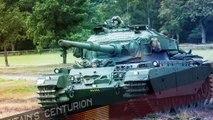 Centurion Tank: The legendary Main Battle Tank Of U.K