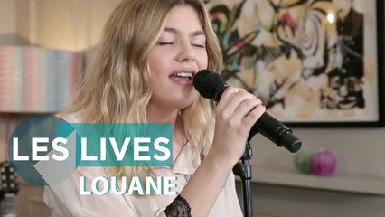 Louane - Live & Interview