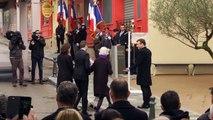 Le discours de Dominique Erignac, 20 ans après l'assassinat de son mari