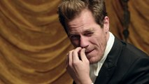 Michael Shannon Puts Coins Up His Nose