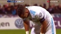 Dimitri Payet GOAL HD - Bourg Peronnas 0-2 Marseille 06.02.2018