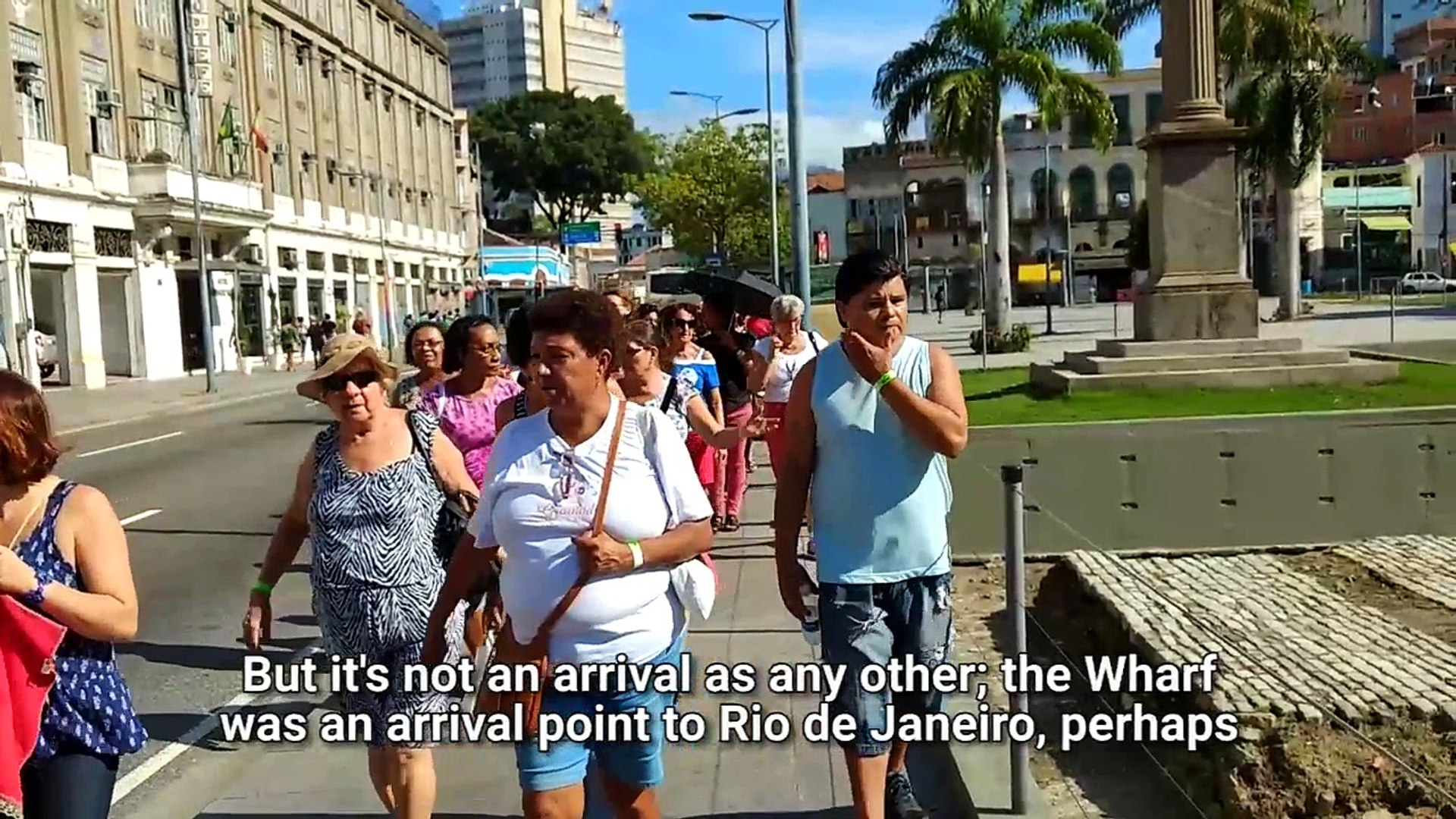New UNESCO World Heritage Site, Valongo Wharf marks the presence of the African heritage in Brazil