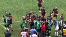 Rugby - Bagarre générale en Georgie !