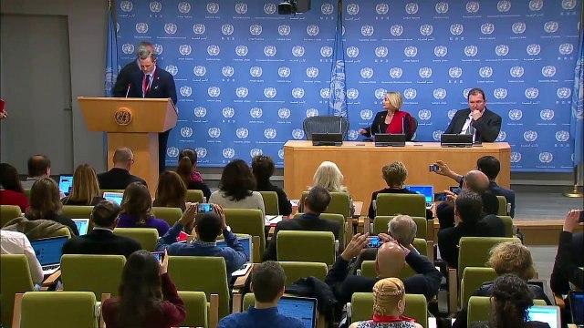 Resumo semanal da ONU em imagens #83