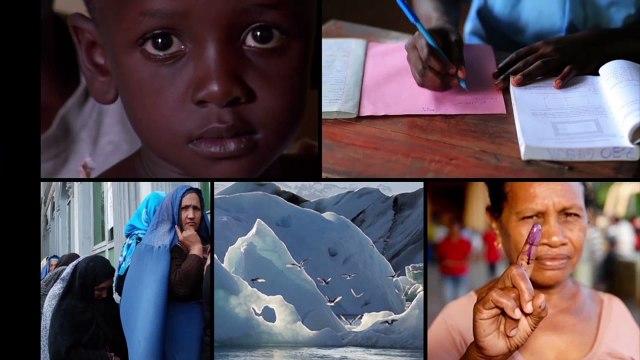 Resumo semanal da ONU em imagens #66