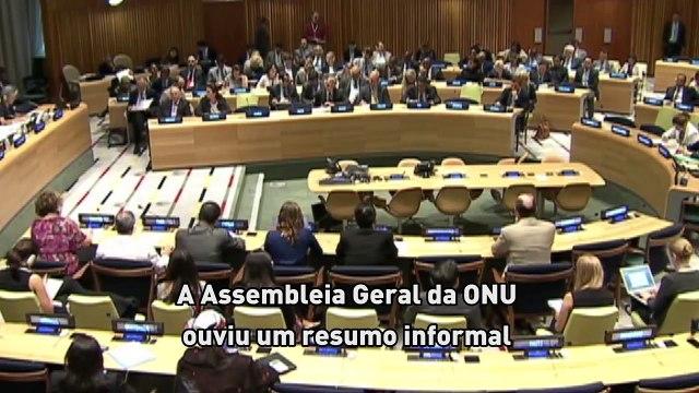 Resumo semanal da ONU em imagens #06