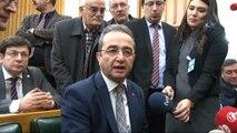 """CHP Genel Başkan Yardımcısı Seyit Torun: """"Bizim delegelerimiz baskıyla, tehditle hareket etmezler. Onun için Cumhuriyet Halk Partisi'yiz. Cumhuriyet Halk Partisi Genel Başkanı adayının böyle bir ifade kullanmasını doğru bulmuyorum"""""""