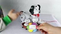 لعبة الكلاب المنقطة والعاب الاطفال للبنات والاولاد dalmatians 101 dog and puppies game toys