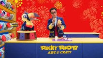 Create an Easter Bonnet with Ricky Riots Easter crafts for Kids | Ricky Riot Art & Craft