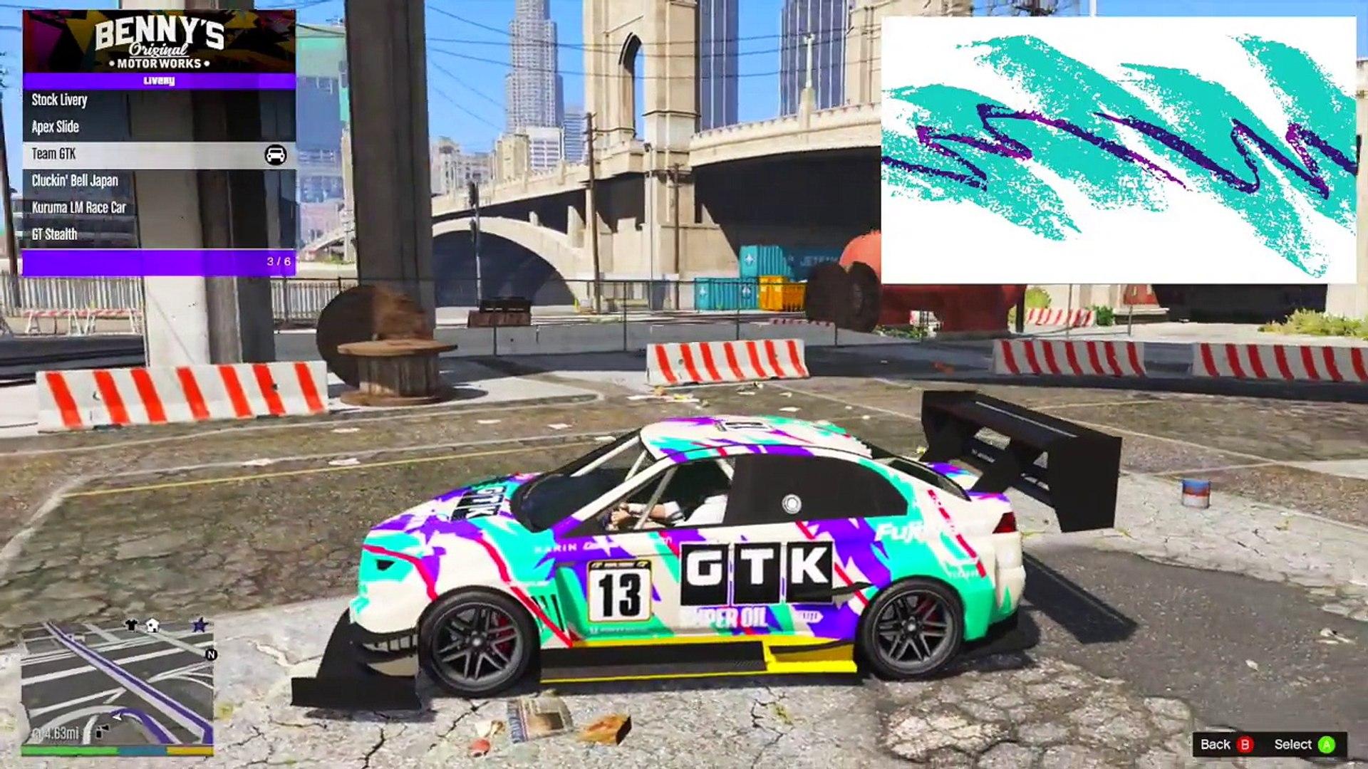 gta v police car customization
