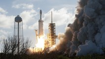 Falcon Heavy Becomes Most Powerful Rocket on Earth