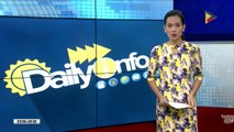 Pinakahuling update kaugnay ng lagay ng bulkang Mayon