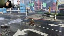 Grand Theft Auto V Online | BERCEA FUGE IN MUNTI CU MOTORUL !!! | #48 w/Andy