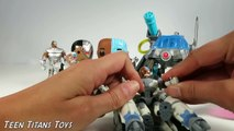 TEEN TITANS TOYS Cyborg Collection Featuring All of Our Cyborg Teen Titans Go & Teen Titans Toys