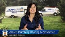 Hot Water Heater Emergency Repair Springfield MO - 5 STAR - Arnie's Plumbing, Heating & Air Service