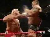 wwe raw Ric Flair vs Randy Orton 1/2. 26/11/2007