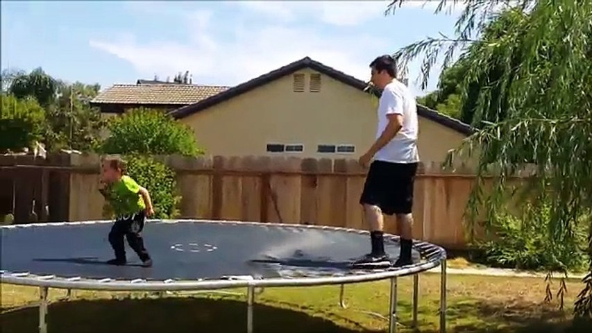 Best TRAMPOLINE Fails of 2016 | Funny Fail Compilation