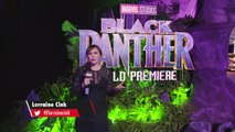 An Inside Look at Marvel Studios' Black Panther Red Carpet World Premiere [720p]