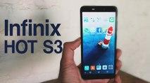 Infinix Hot S3 First Impressions