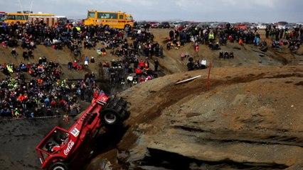 Formula Off road - Crashes -  Hella 2017 - Icelandic Formula Off Road Rd 1 Highlights