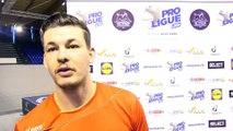 Jimmy Brun arrière droit Istres Provence Handball