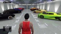 GTA 5 Online - SAINTSFAN'S GARAGE TOUR 4.0 (Modded Cars, Modded Colors & More) [GTA V]