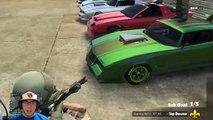 GTA 5 Funny Moments - NAVY SEAL COPS! (Car Show Fails) [GTA V Stream Highlight]