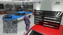 GTA 5 Online - SAINTSFAN'S GARAGE TOUR 3.0 (Modded Cars, Modded Colors & More) [GTA V]