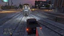 """GTA 5 - CAR LAUNCH GLITCH   Flying Cars (New """"Swing Set Glitch"""") [GTA V]"""