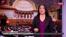 Le Sénat adopte le Projet de loi JO Paris2024 - Les matins du Sénat (07/02/2018)