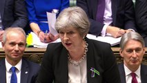 Jeremy Corbyn confronts Theresa May over rising crime