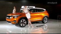 Kia Motors India New Models Walkaround - DriveSpark