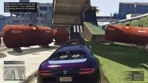 TRIPLE MEGA LOOPING GTA 5 ONLINE