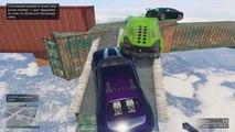 LA COURSE DE SANKAH SUR GTA 5 ONLINE