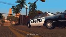 GTA San Andreas Remastérisé 720HD ! Les Premières Minutes du Jeu ! ( GTA San Andreas Gameplay )