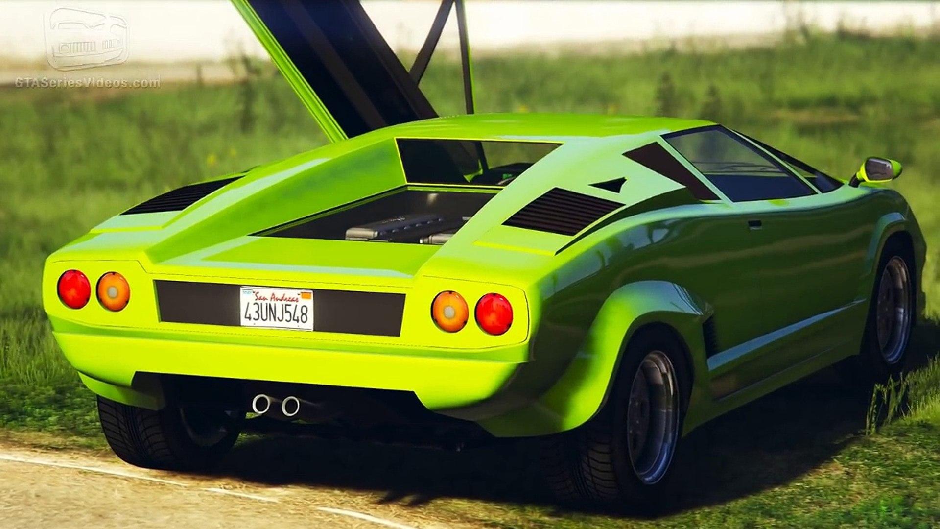 GTA Online Unreleased Cars - XA-21, Vagner, Torero, Cheetah Classic &  Ardent (Preview)