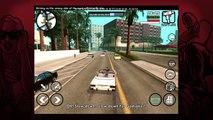 GTA San Andreas - iPad Walkthrough - Mission #74 - Fender Ketchup (HD)