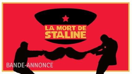 La mort de Staline - Bande-Annonce