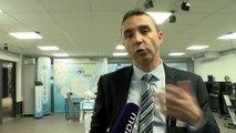 Stéphane Magana , Dr de TEAM Henri-Fabre, évoque les formations dans l'industrie du futur