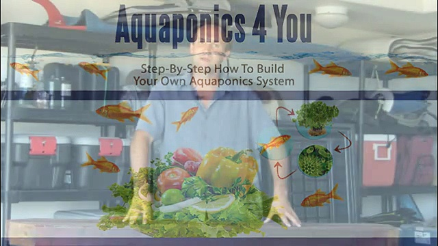 How To Build Your Own Garden Fish Pond & Waterfall | aquaponics | How to build a garden fish pond