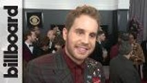 Ben Platt On His Upcoming Album | Grammys 2018