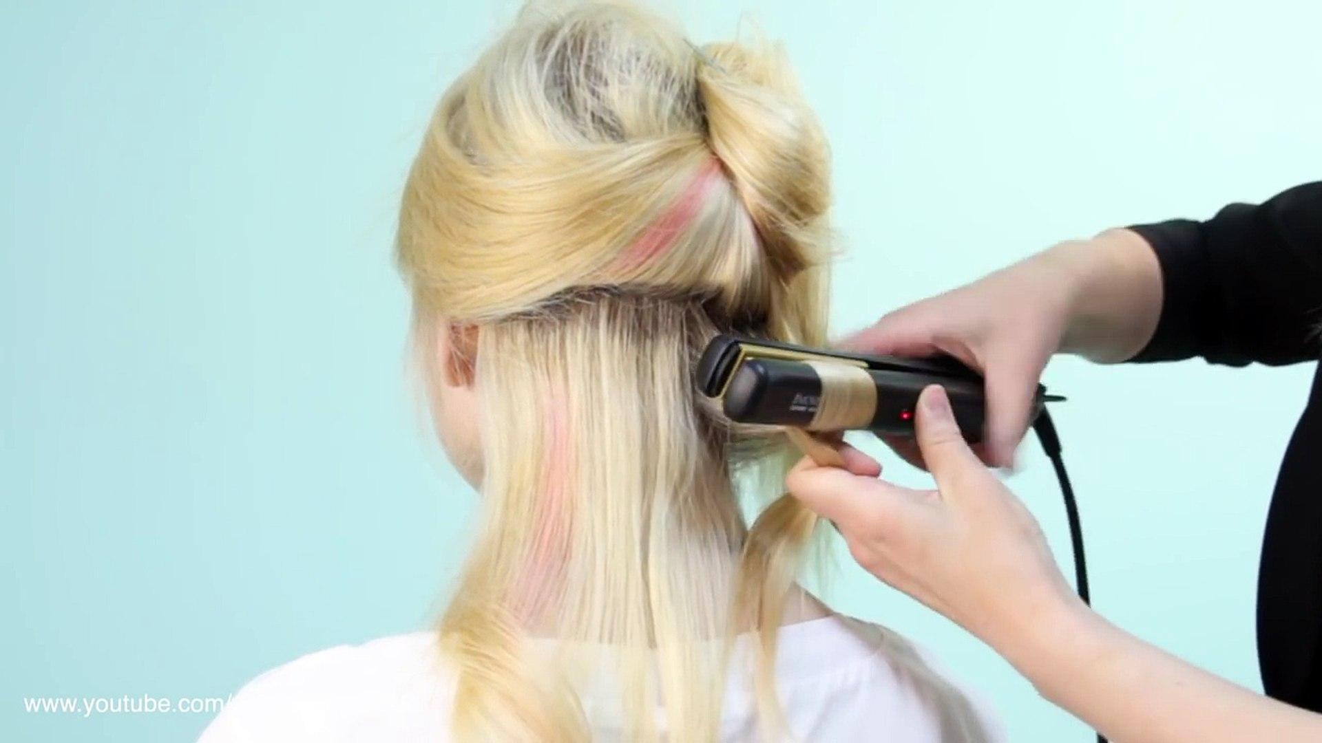 Греческая коса. Greek Braid Tutorial