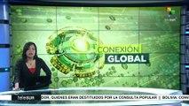 Arriba canciller venezolano a Suriname como parte de una gira regional