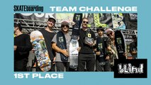 Blind Skateboards Wins TransWorld SKATEboarding Team Challenge Dew Tour 2017