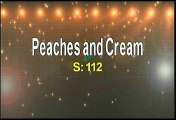 112 Peaches And Cream Karaoke Version