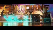 Les Gardiens de la galaxie Vol. 2 - Extrait