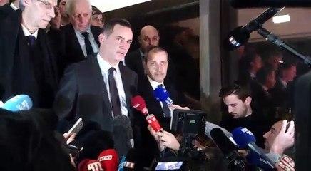 Discours d'Emmanuel Macron à Bastia: la réaction des nationalistes