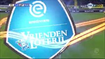 1-0 Rai Vloet Goal Holland  Eredivisie - 07.02.2018 NAC Breda 1-0 Heracles Almelo