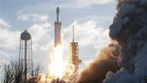 SpaceX Successfully Launches Falcon Heavy